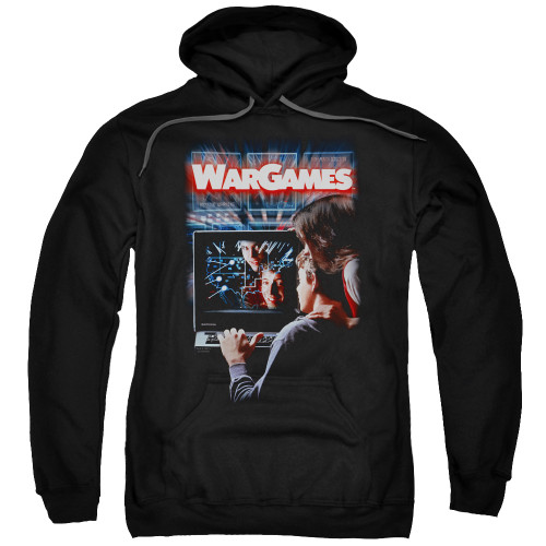 Image for Wargames Hoodie - Poster
