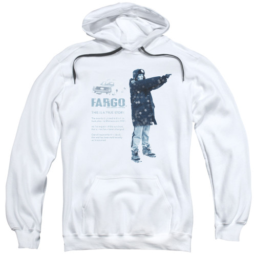 Image for Fargo Hoodie - This Is A True Story