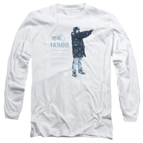 Image for Fargo Long Sleeve Shirt - This Is A True Story
