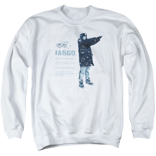 Image for Fargo Crewneck - This Is A True Story