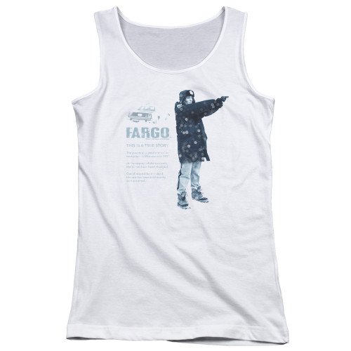 Image for Fargo Girls Tank Top - This Is A True Story