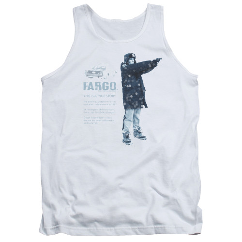Image for Fargo Tank Top - This Is A True Story
