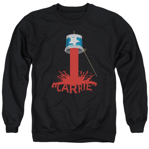 Image for Carrie Crewneck - Bucket Of Blood