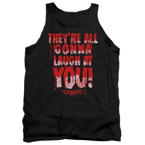 Image for Carrie Tank Top - Laugh At You