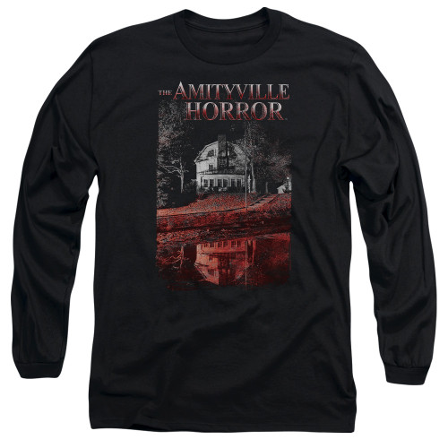 Image for Amityville Horror Long Sleeve Shirt - Cold Blood