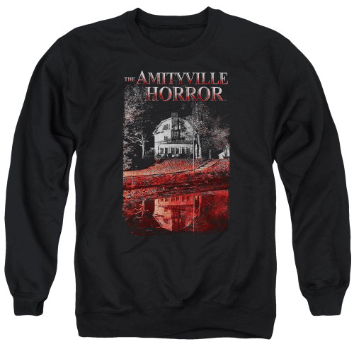Image for Amityville Horror Crewneck - Cold Blood