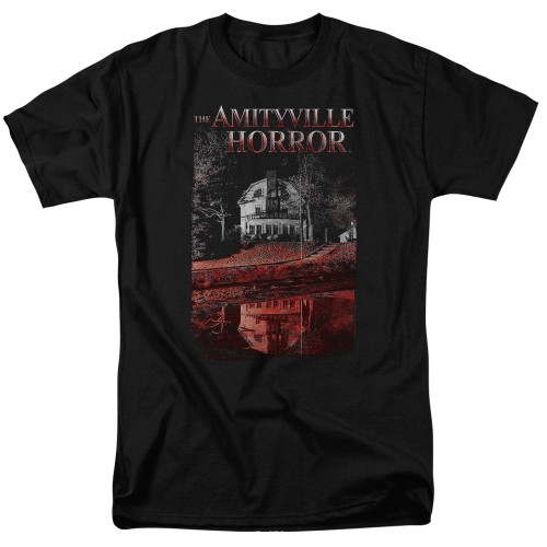 Image for Amityville Horror T-Shirt - Cold Blood
