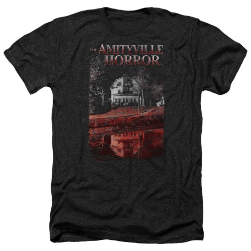 Image for Amityville Horror Heather T-Shirt - Cold Blood