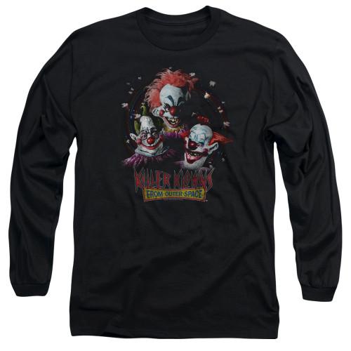 Image for Killer Klowns From Outer Space Long Sleeve Shirt - Killer Klowns