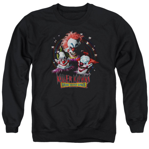 Image for Killer Klowns From Outer Space Crewneck - Killer Klowns