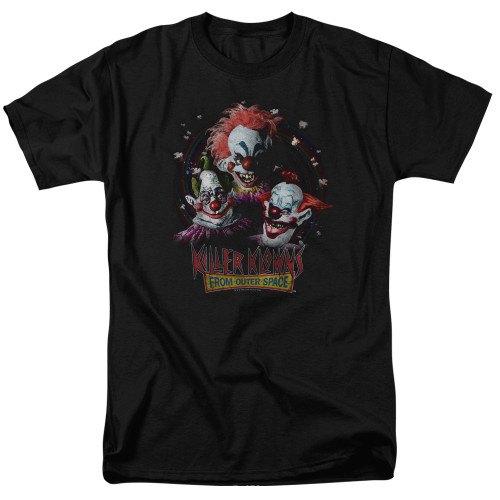 Image for Killer Klowns From Outer Space T-Shirt - Killer Klowns