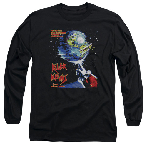 Image for Killer Klowns From Outer Space Long Sleeve Shirt - Invaders