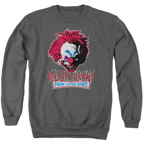 Image for Killer Klowns From Outer Space Crewneck - Rough Clown