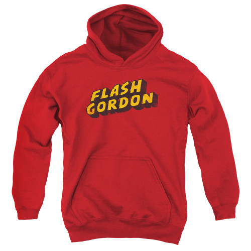Image for Flash Gordon Youth Hoodie - Logo