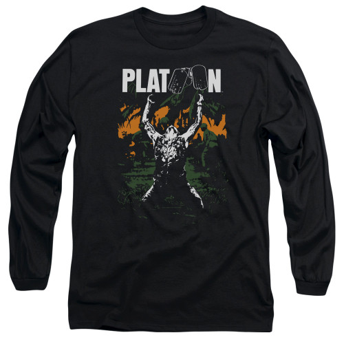 Image for Platoon Long Sleeve Shirt - Graphic