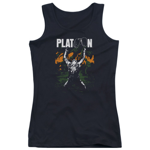 Image for Platoon Girls Tank Top - Graphic