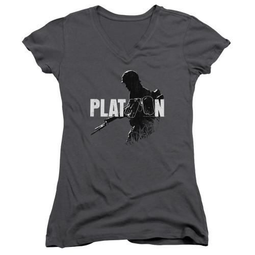 Image for Platoon Girls V Neck - Shadow Of War