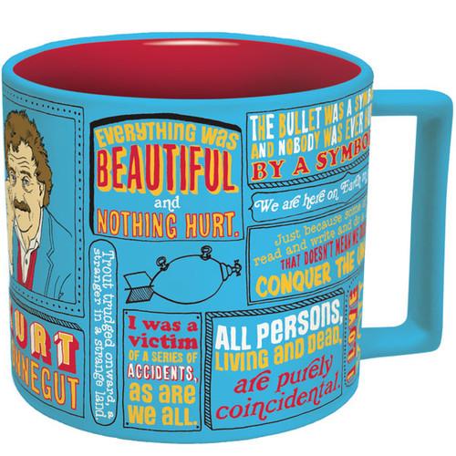 Image for Kurt Vonnegut Coffee Mug