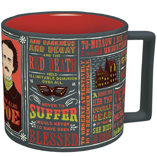 Image for Edgar Allen Poe Coffee Mug