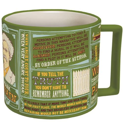 Image for Mark Twain Coffee Mug