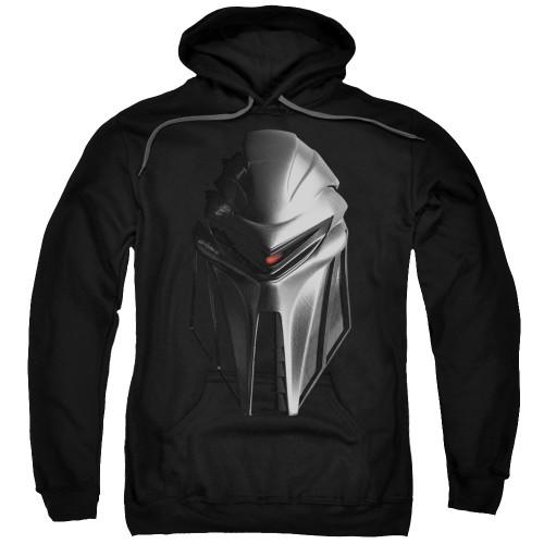 Image for Battlestar Galactica Hoodie - Cylon Head