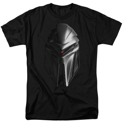 Image for Battlestar Galactica T-Shirt - Cylon Head