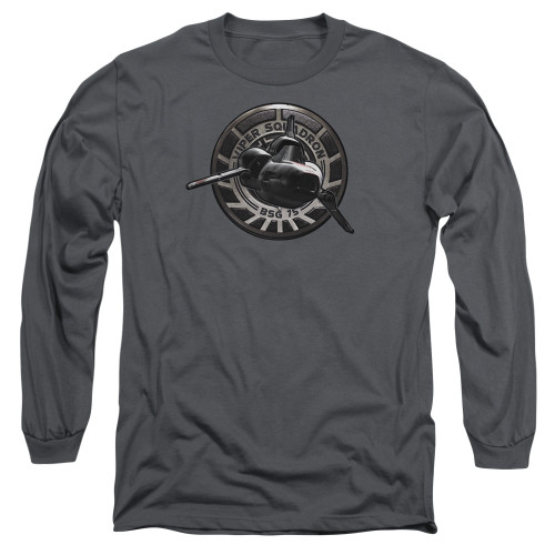 Image for Battlestar Galactica Long Sleeve Shirt - Viper Squadron