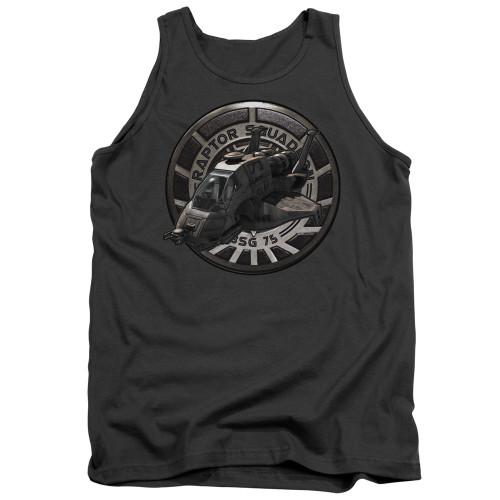 Image for Battlestar Galactica Tank Top - Raptor Squadron