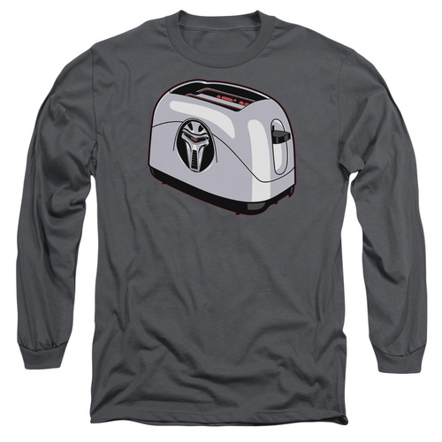 Image for Battlestar Galactica Long Sleeve Shirt - Toaster
