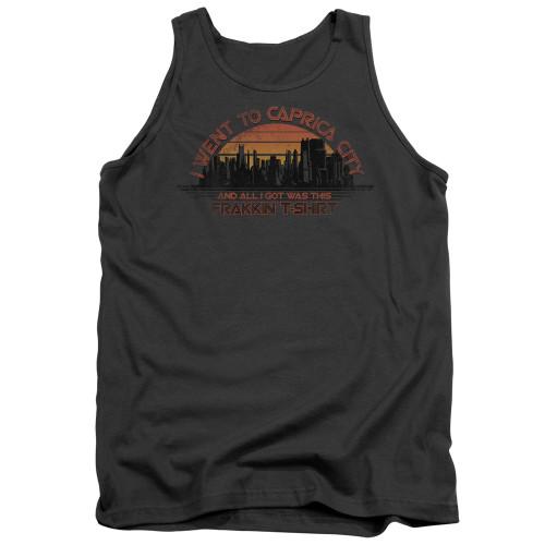 Image for Battlestar Galactica Tank Top - Carpica City
