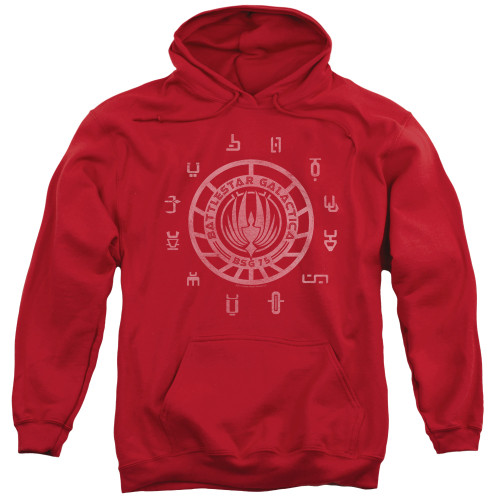 Image for Battlestar Galactica Hoodie - Colonies