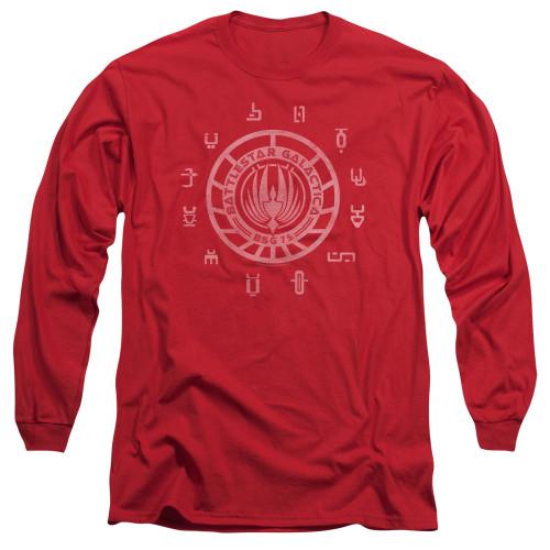 Image for Battlestar Galactica Long Sleeve Shirt - Colonies