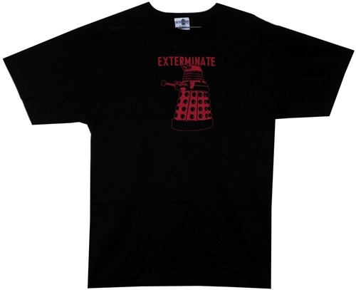 Image for Doctor Who T-Shirt - Dalek