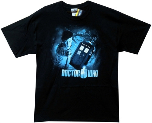 Image for Doctor Who T-Shirt - Space Vortex