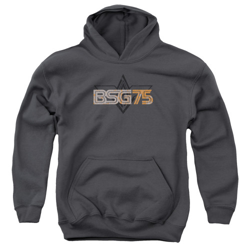 Image for Battlestar Galactica Youth Hoodie - BSG75