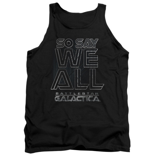 Image for Battlestar Galactica Tank Top - Together Now