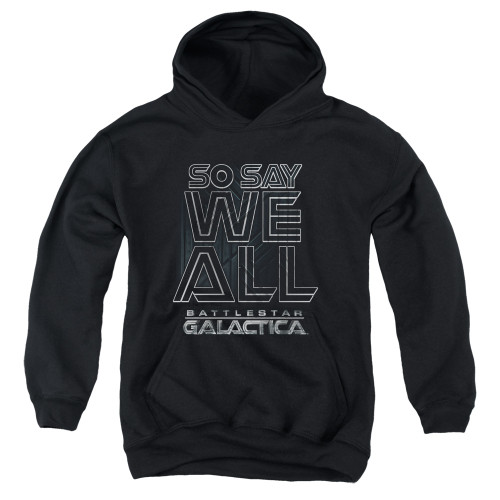 Image for Battlestar Galactica Youth Hoodie - Together Now