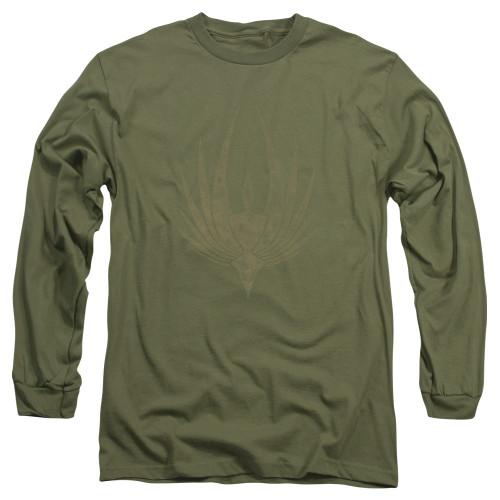Image for Battlestar Galactica Long Sleeve Shirt - Phoenix