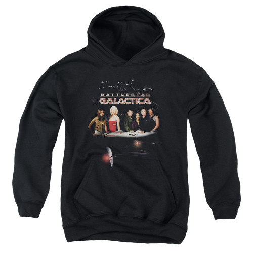 Image for Battlestar Galactica Youth Hoodie - Destiny