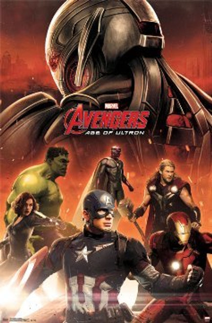 image for Avengers Poster - Age of Ultron