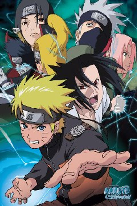 Image for Naruto Poster - Team 7