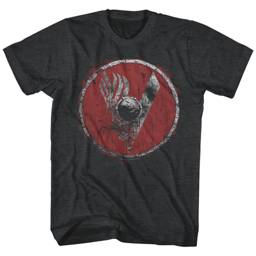 Image for Vikings T-Shirt - Logo Shield
