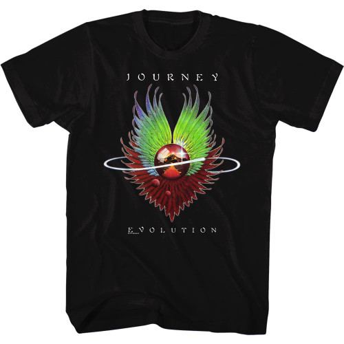 Image for Journey T-Shirt - Evolution