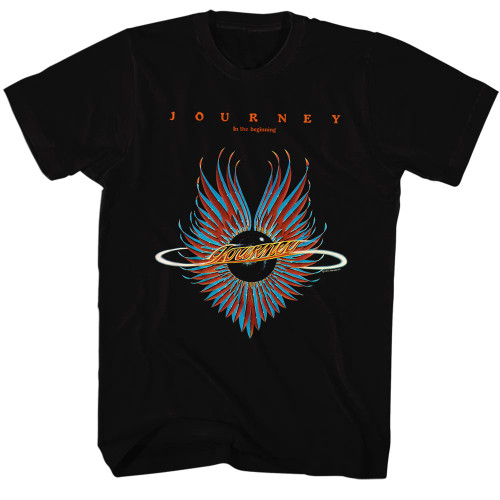 Image for Journey T-Shirt - In the Beginning