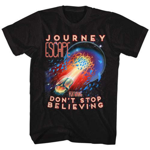 Image for Journey T-Shirt - Escape Featuring