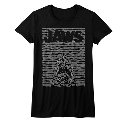 Image for Jaws Shark Division Girls T-Shirt