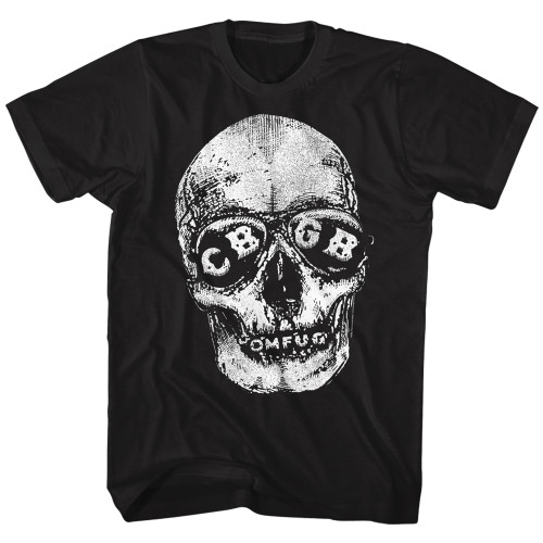 Image for CBGB T-Shirt - Skeleton
