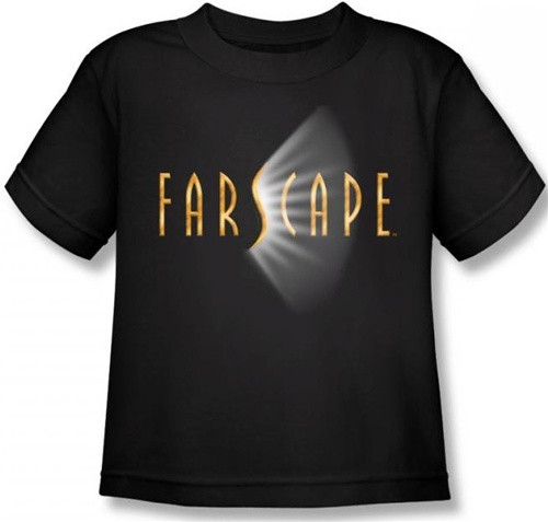 Image for Farscape Logo Kid's T-Shirt