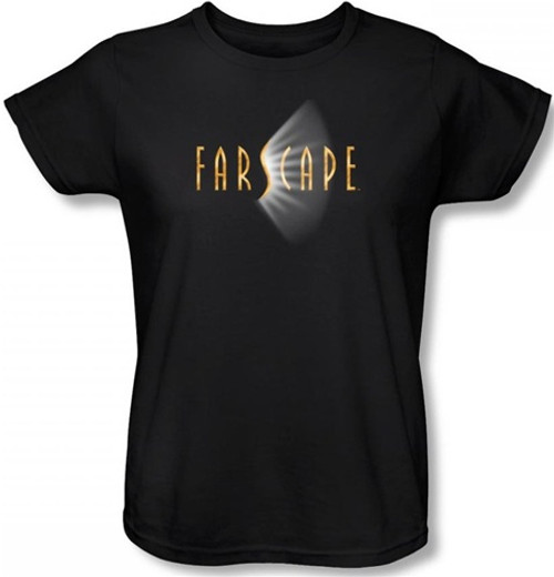 Image for Farscape Logo Woman's T-Shirt