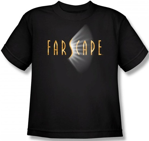 Image for Farscape Logo Youth T-Shirt
